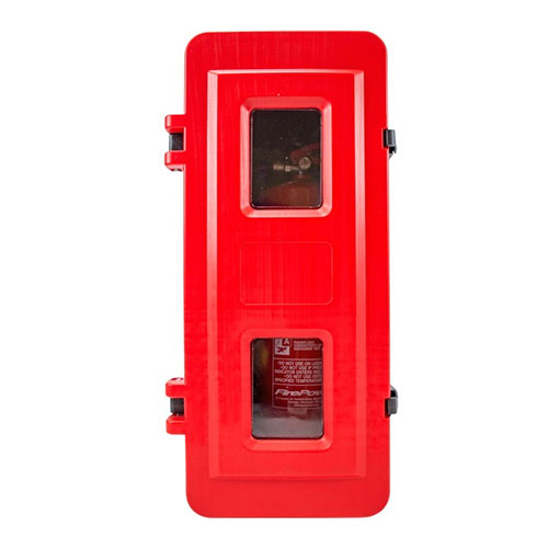 Single Extinguisher Box