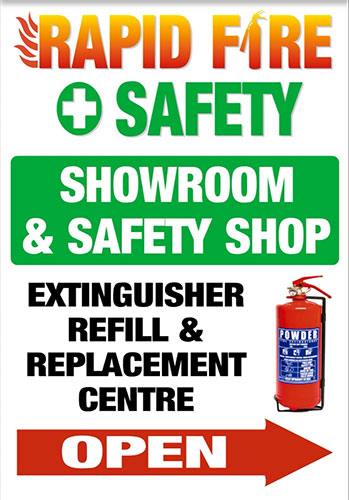 Showroom and Safety Shop