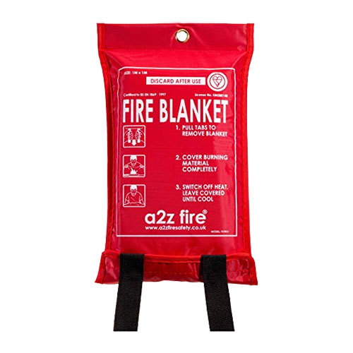 Small Fire Blanket