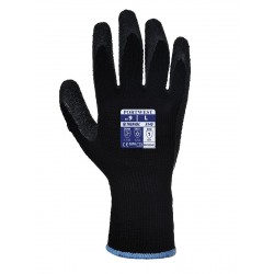 THERMAL GRIP GLOVES - LATEX - A140