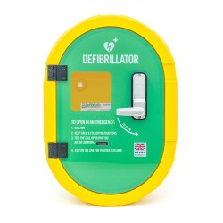 DefibSafe2 Outdoor Heated AED Cabinet (Unlocked)