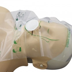Resuscitation Flat Face Shield